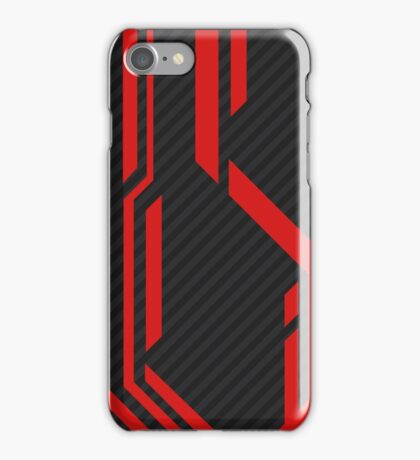 CSGO | Redline Pattern iPhone Case/Skin