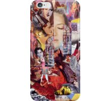 Uncensored Perspectives on Horizons of Parallel Universes. iPhone Case/Skin