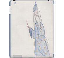 Wise Wizard iPad Case/Skin