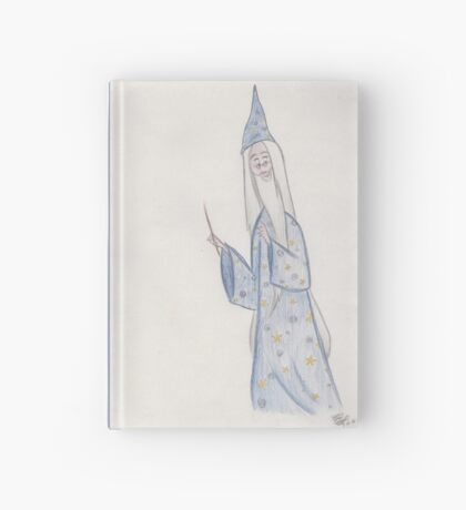 Wise Wizard Hardcover Journal