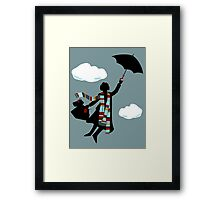 A Spoonful of Sonic Framed Print