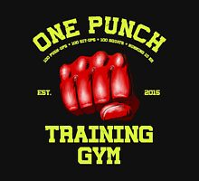 One Punch Training Gym Unisex T-Shirt