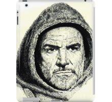 Sean Connery iPad Case/Skin