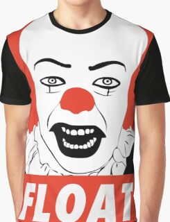 OBEY Pennywise Graphic T-Shirt
