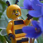 Collecting Nectar by Shauna  Kosoris
