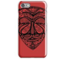 Guy Fawkes -- Anonymous -- Ornate Mask iPhone Case/Skin