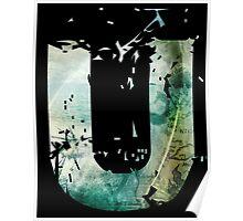 Uncharted 1 U Poster