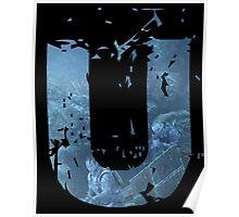 Uncharted 2 U Poster