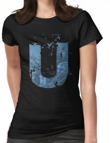 Uncharted 2 U Womens Fitted T-Shirt