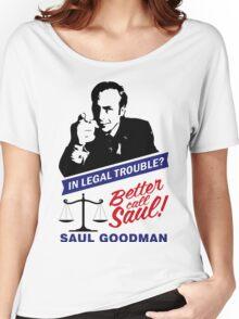 Saul Goodman Women's Relaxed Fit T-Shirt