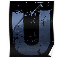 Uncharted 4 U Poster
