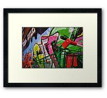 Urbane Framed Print
