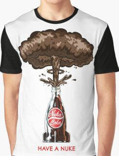 Nuka-Cola - Have a nuke Graphic T-Shirt