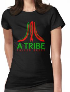 Atari Called Quest Womens Fitted T-Shirt