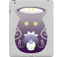 Litwick Candle + Wax Melt in Chandelure Burner iPad Case/Skin