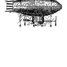 Steampunk Propeller Balloon by garts