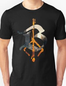 Bloodborne B Hunter's Mark Unisex T-Shirt
