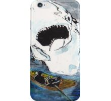 Moby Crash iPhone Case/Skin