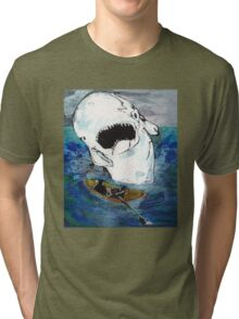 Moby Crash Tri-blend T-Shirt