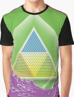 Skyview Candy Graphic T-Shirt