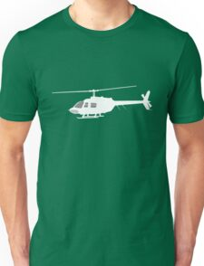 Urban Chopper Helicopter Unisex T-Shirt