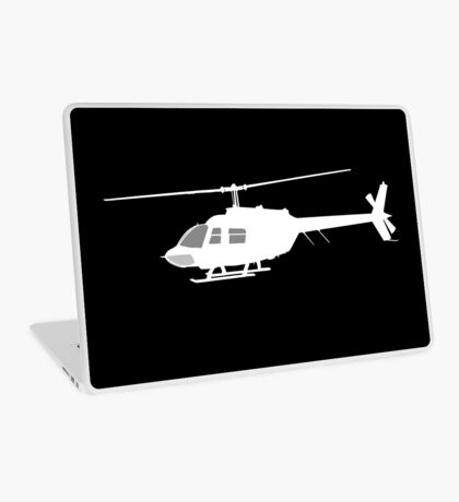 Urban Chopper Helicopter Laptop Skin