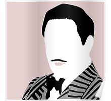 Gomez Addams from The Addams Family Poster
