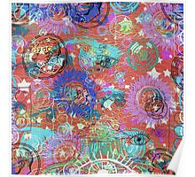 Abstract Trippy  Poster