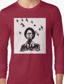 Old Crow Long Sleeve T-Shirt