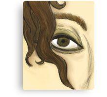 Vera's Eye Canvas Print