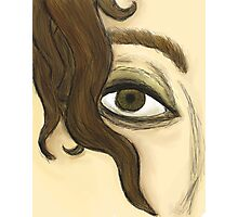 Vera's Eye Photographic Print
