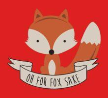 fox sake One Piece - Short Sleeve