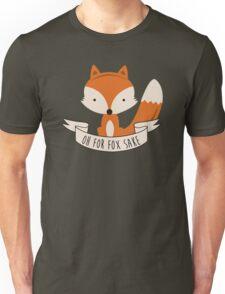 fox sake Unisex T-Shirt