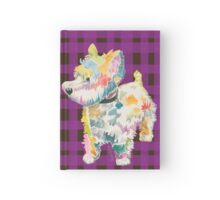 Riley (a dog of new york) Hardcover Journal
