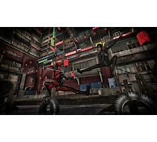 Classic Superheroes  2 Photographic Print