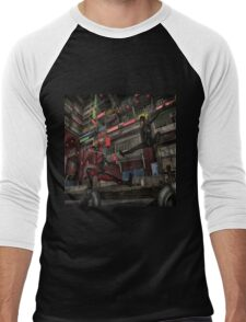 Classic Superheroes  2 Men's Baseball ¾ T-Shirt