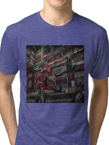 Classic Superheroes  2 Tri-blend T-Shirt