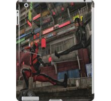 Classic Superheroes  2 iPad Case/Skin