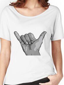 Shaka Women's Relaxed Fit T-Shirt