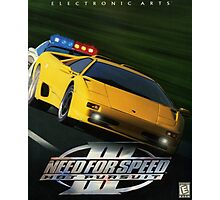 Need For Speed III - Hot Pursuit Photographic Print
