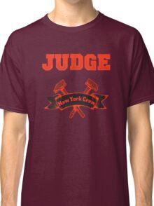 Judge - New York Crew Classic T-Shirt