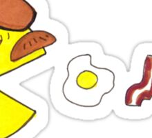 PacRon Swanson Sticker