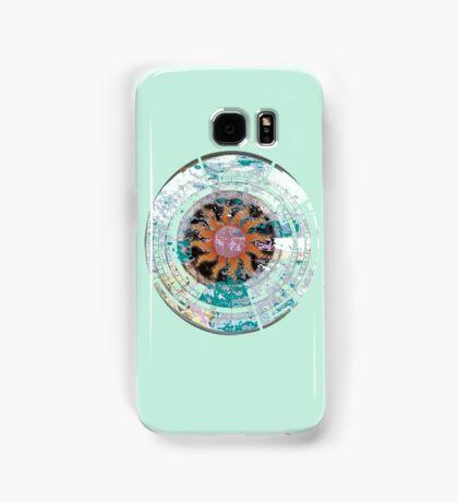 Sun Dial Compass Samsung Galaxy Case/Skin