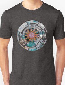 Sun Dial Compass Unisex T-Shirt