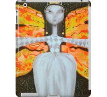 Mademoiselle Butterfly  iPad Case/Skin
