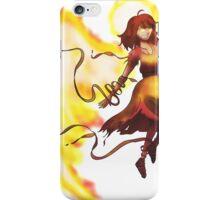 Angel of Vengeance iPhone Case/Skin