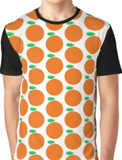 MARINA GOLD ORANGE Graphic T-Shirt