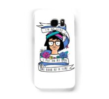 Tina Belcher Quote Samsung Galaxy Case/Skin