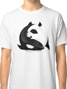BW SHARK Vs PANDA Classic T-Shirt