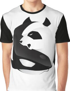 BW SHARK Vs PANDA Graphic T-Shirt